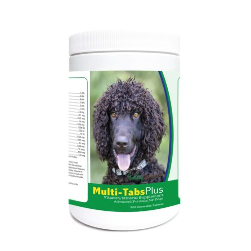 840235172161 Irish Water Spaniel Multi-Tabs Plus Chewable Tablets - 365 Count