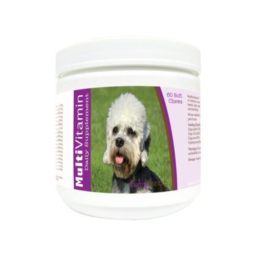 840235172406 Dandie Dinmont Terrier Multi-Vitamin Soft Chews - 60 Count