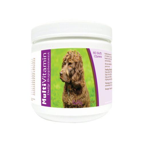 840235173007 Boykin Spaniel Multi-Vitamin Soft Chews - 60 Count
