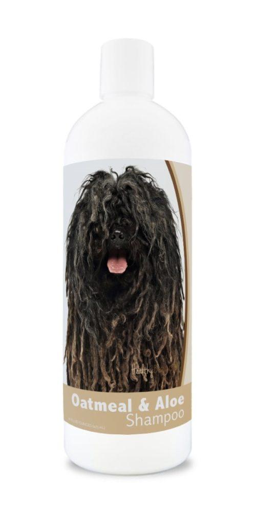 840235173953 16 oz Pulik Oatmeal Shampoo with Aloe