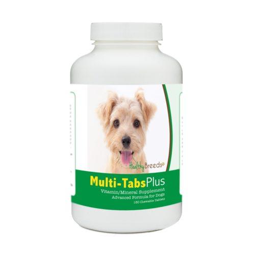 840235174196 Norfolk Terrier Multi-Tabs Plus Chewable Tablets - 180 Count