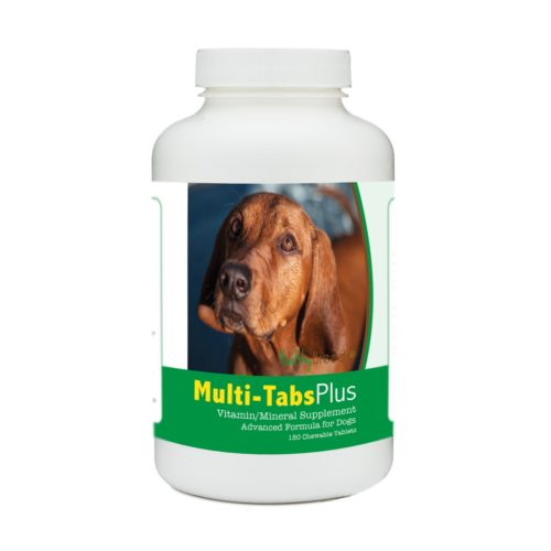 840235174318 Redbone Coonhound Multi-Tabs Plus Chewable Tablets - 180 Count