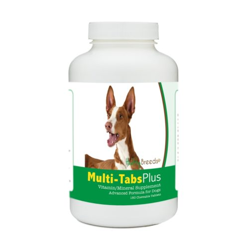 840235174394 Ibizan Hound Multi-Tabs Plus Chewable Tablets - 180 Count