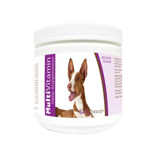 840235174431 Ibizan Hound Multi-Vitamin Soft Chews - 60 Count
