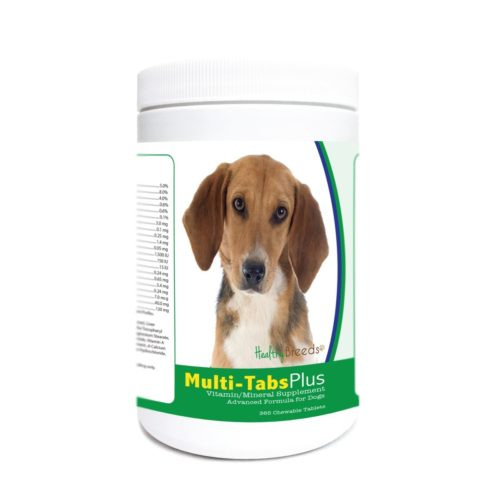 840235174653 Harrier Multi-Tabs Plus Chewable Tablets - 365 Count
