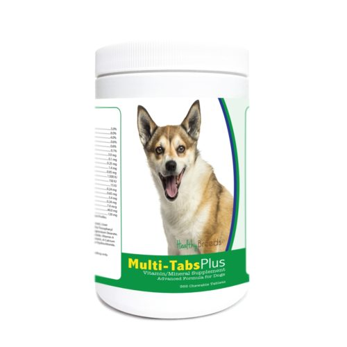 840235174875 Norwegian Lundehund Multi-Tabs Plus Chewable Tablets - 365 Count