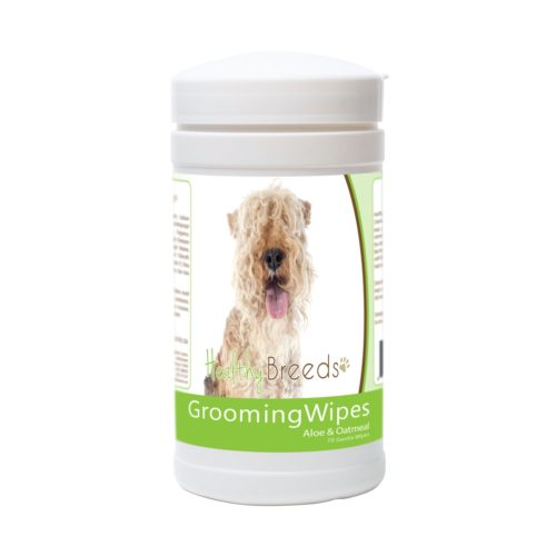 840235175353 Lakeland Terrier Grooming Wipes - 70 Count