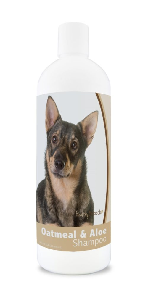 840235175834 16 oz Swedish Vallhund Oatmeal Shampoo with Aloe