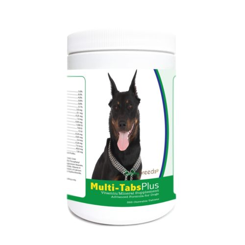 840235175919 Beauceron Multi-Tabs Plus Chewable Tablets - 365 Count