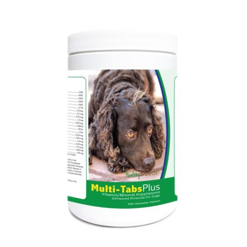 840235176206 American Water Spaniel Multi-Tabs Plus Chewable Tablets - 365 Count