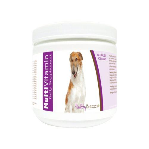 840235176923 Borzois Multi-Vitamin Soft Chews - 60 Count