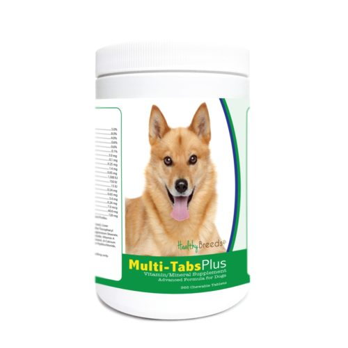 840235177302 Finnish Spitz Multi-Tabs Plus Chewable Tablets - 365 Count