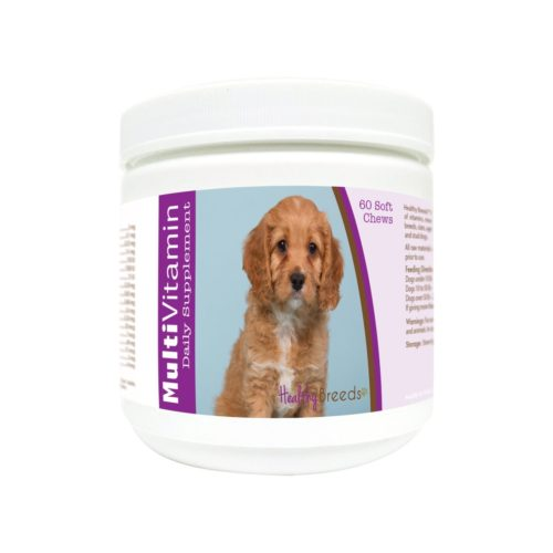 840235177883 Cavapoo Multi-Vitamin Soft Chews - 60 Count