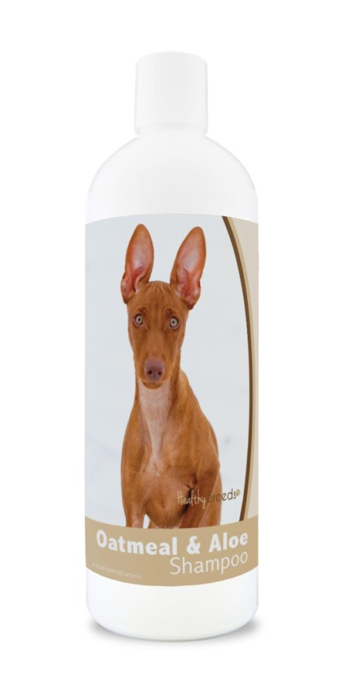 840235178286 16 oz Cirneco Dell Etna Oatmeal Shampoo with Aloe