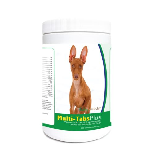 840235178330 Cirneco Dell Etna Multi-Tabs Plus Chewable Tablets - 365 Count