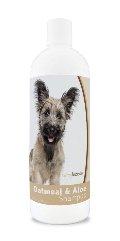 840235178668 16 oz Skye Terrier Oatmeal Shampoo with Aloe