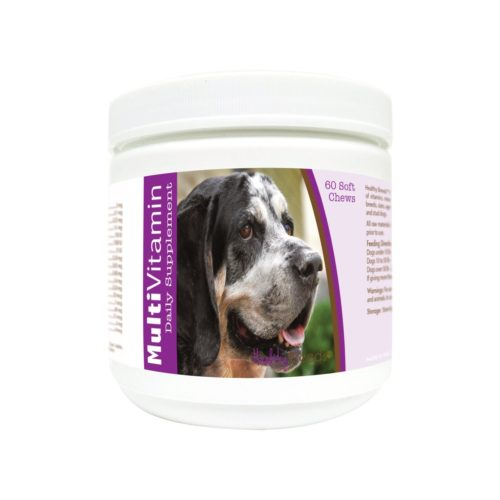 840235178903 Bluetick Coonhound Multi-Vitamin Soft Chews - 60 Count