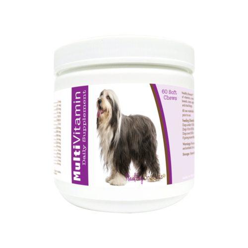 840235179191 Bearded Collie Multi-Vitamin Soft Chews - 60 Count
