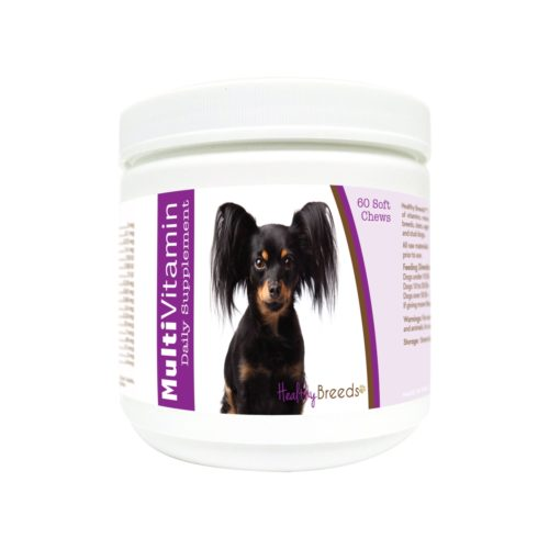 840235179542 Russian Toy Terrier Multi-Vitamin Soft Chews - 60 Count