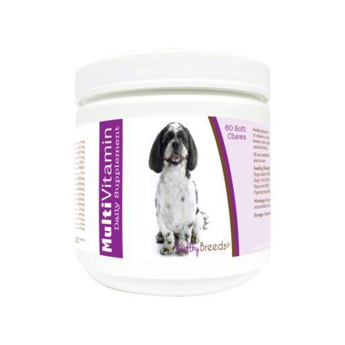 840235179894 Shih-Poo Multi-Vitamin Soft Chews - 60 Count