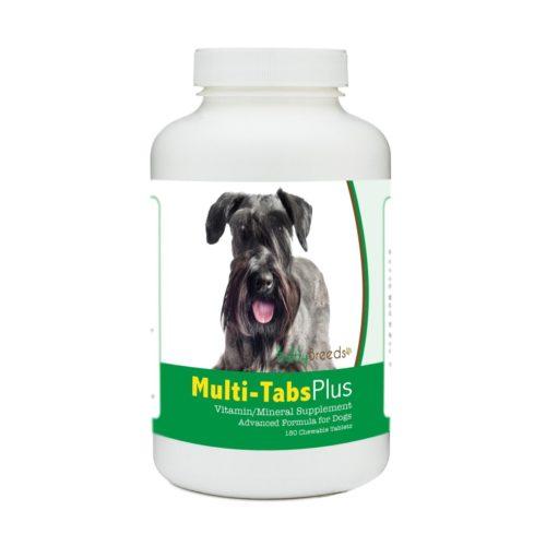 840235180791 Cesky Terrier Multi-Tabs Plus Chewable Tablets - 180 Count