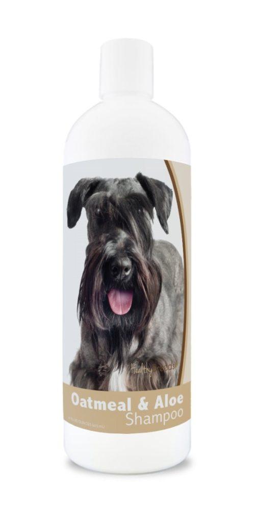 840235180807 16 oz Cesky Terrier Oatmeal Shampoo with Aloe