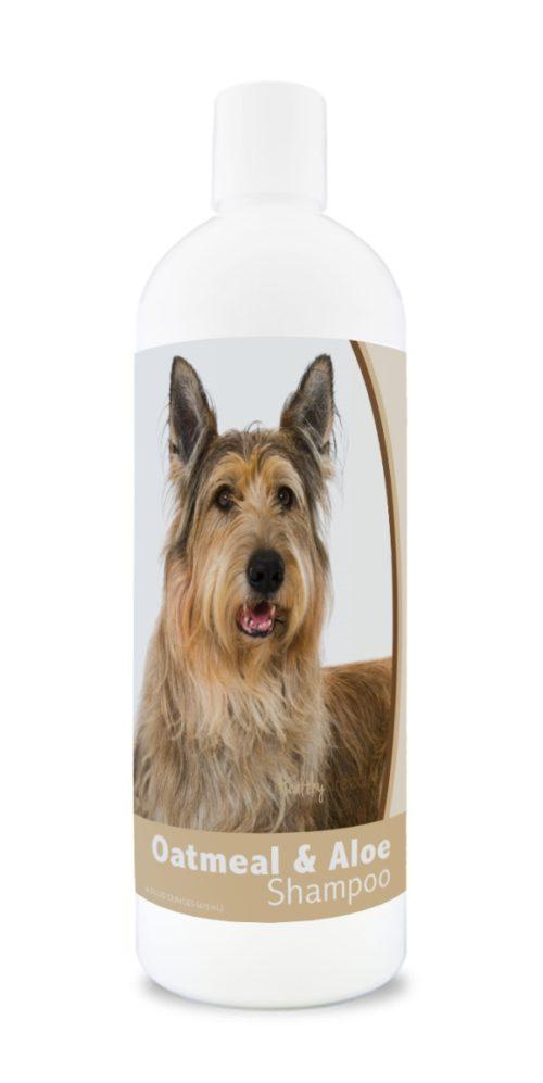 840235180890 16 oz Berger Picard Oatmeal Shampoo with Aloe
