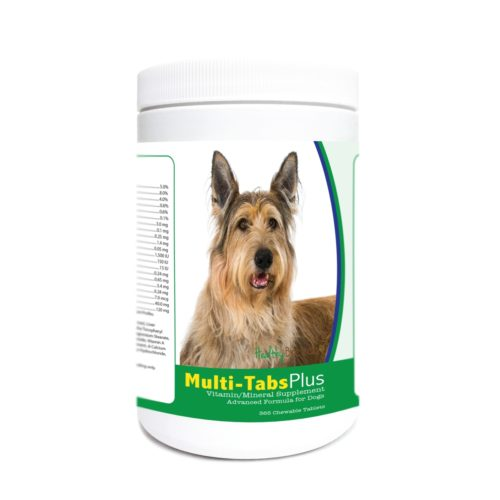 840235180906 Berger Picard Multi-Tabs Plus Chewable Tablets - 365 Count