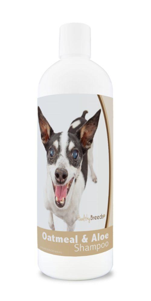 840235181057 16 oz Rat Terrier Oatmeal Shampoo with Aloe