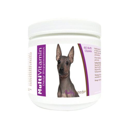 840235181125 American Hairless Terrier Multi-Vitamin Soft Chews - 60 Count