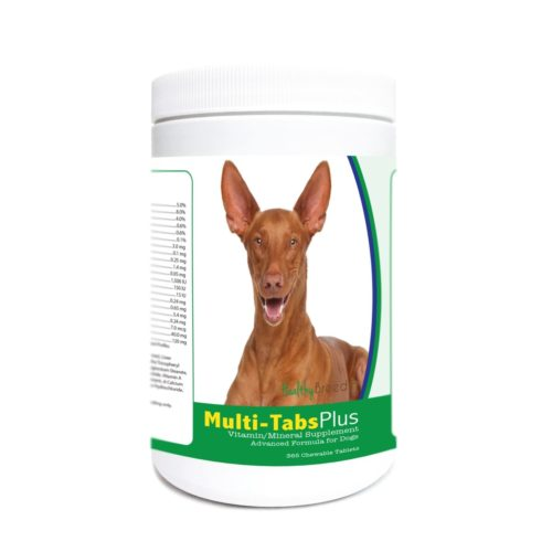 840235181477 Pharaoh Hound Multi-Tabs Plus Chewable Tablets - 365 Count