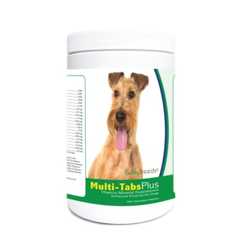 840235181774 Irish Terrier Multi-Tabs Plus Chewable Tablets - 365 Count