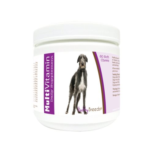 840235181958 Scottish Deerhound Multi-Vitamin Soft Chews - 60 Count