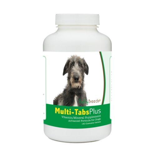 840235182009 Scottish Deerhound Multi-Tabs Plus Chewable Tablets - 180 Count