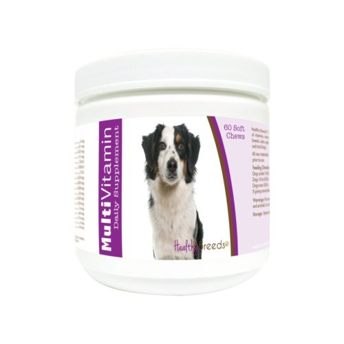 840235182146 Miniature American Shepherd Multi-Vitamin Soft Chews - 60 Count