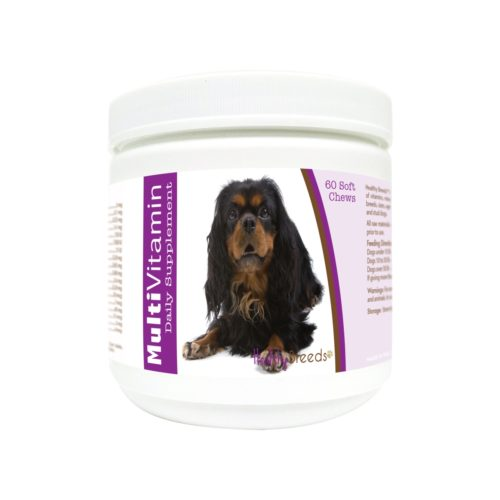 840235182184 English Toy Spaniel Multi-Vitamin Soft Chews - 60 Count