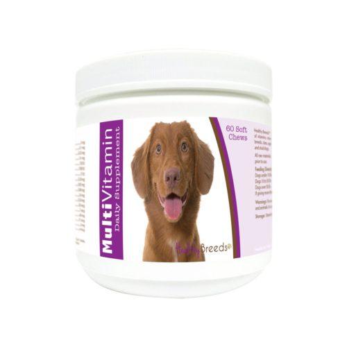 840235182313 Nova Scotia Duck Tolling Retriever Multi-Vitamin Soft Chews - 60 Count