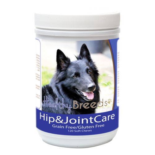 840235183525 Belgian Sheepdog Hip & Joint Care, 120 Count