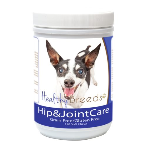 840235183648 Rat Terrier Hip & Joint Care, 120 Count