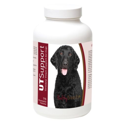 840235183969 Curly-Coated Retriever Cranberry Chewables, 75 Count