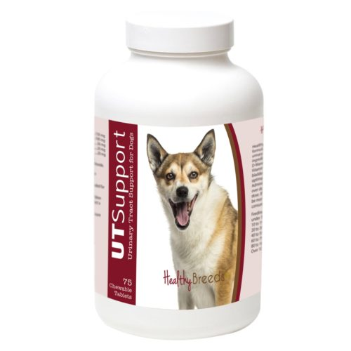 840235184478 Norwegian Lundehund Cranberry Chewables, 75 Count