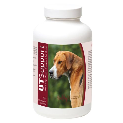 840235185529 English Foxhound Cranberry Chewables, 75 Count