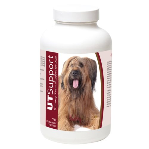 840235185536 Briard Cranberry Chewables, 75 Count
