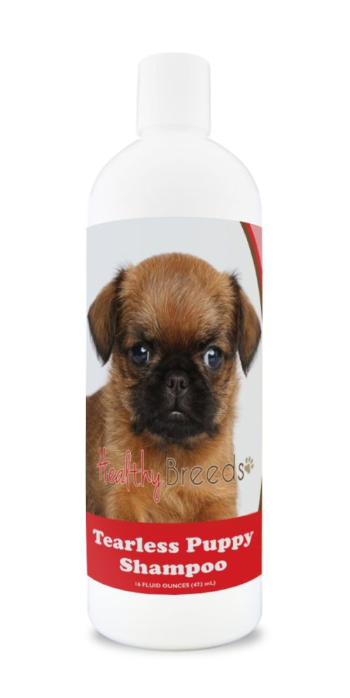 840235186021 Brussels Griffon Tearless Puppy Dog Shampoo