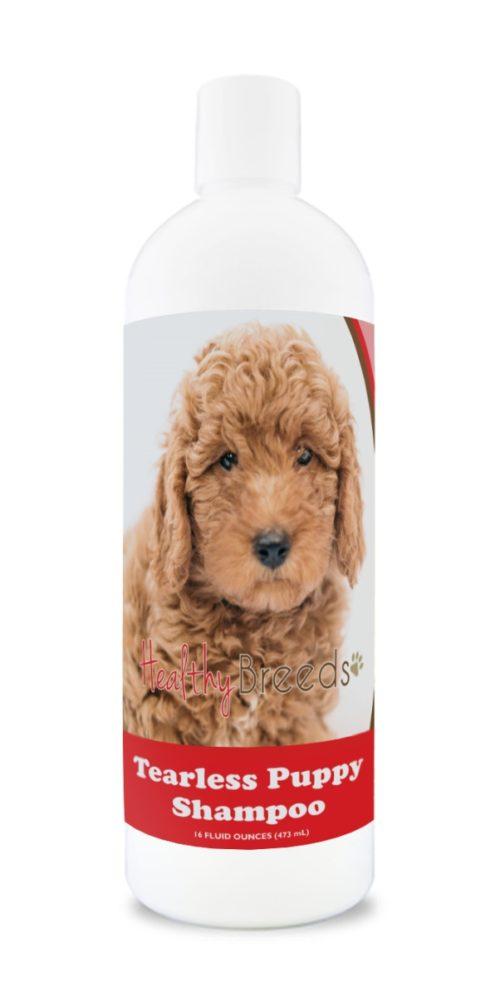 840235186373 Goldendoodle Tearless Puppy Dog Shampoo