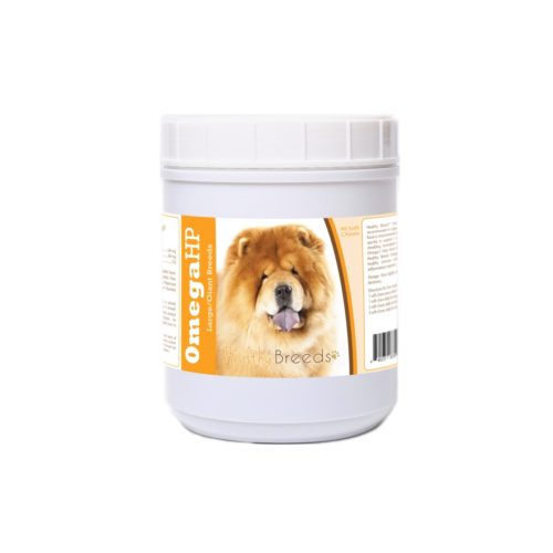 840235187301 Chow Chow Omega HP Fatty Acid Skin & Coat Support Soft Chews
