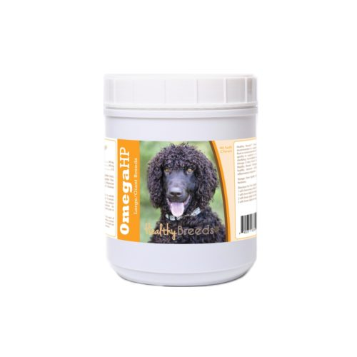 840235187349 Irish Water Spaniel Omega HP Fatty Acid Skin & Coat Support Soft Chews