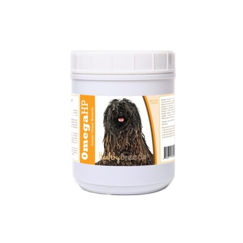 840235187462 Pulik Omega HP Fatty Acid Skin & Coat Support Soft Chews