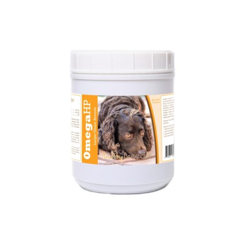 840235187578 American Water Spaniel Omega HP Fatty Acid Skin & Coat Support Soft Chews