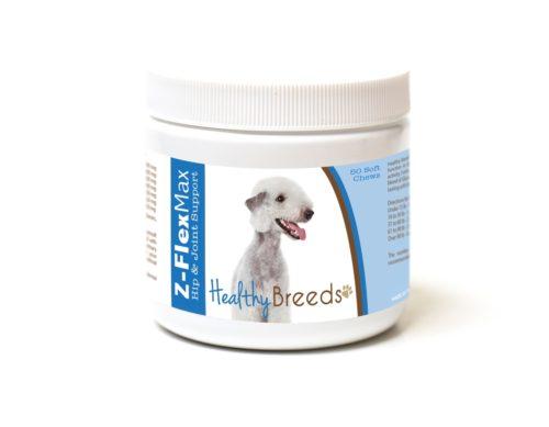 840235188902 Bedlington Terrier Z-Flex Max Hip & Joint Soft Chews